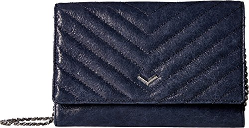 Botkier Women's Soho Quilted Wallet on a Chain Sapphire One Size by botkier