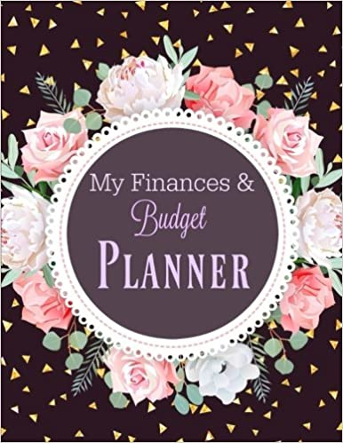 My Finances and Budget Planner (Simple Home Budget Bill Organizer-Weekly Bills) (Volume 30)