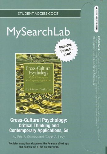 mysearchlab-with-pearson-etext-standalone-access-card-for-cross-cultural-psychology-critical-thinkin
