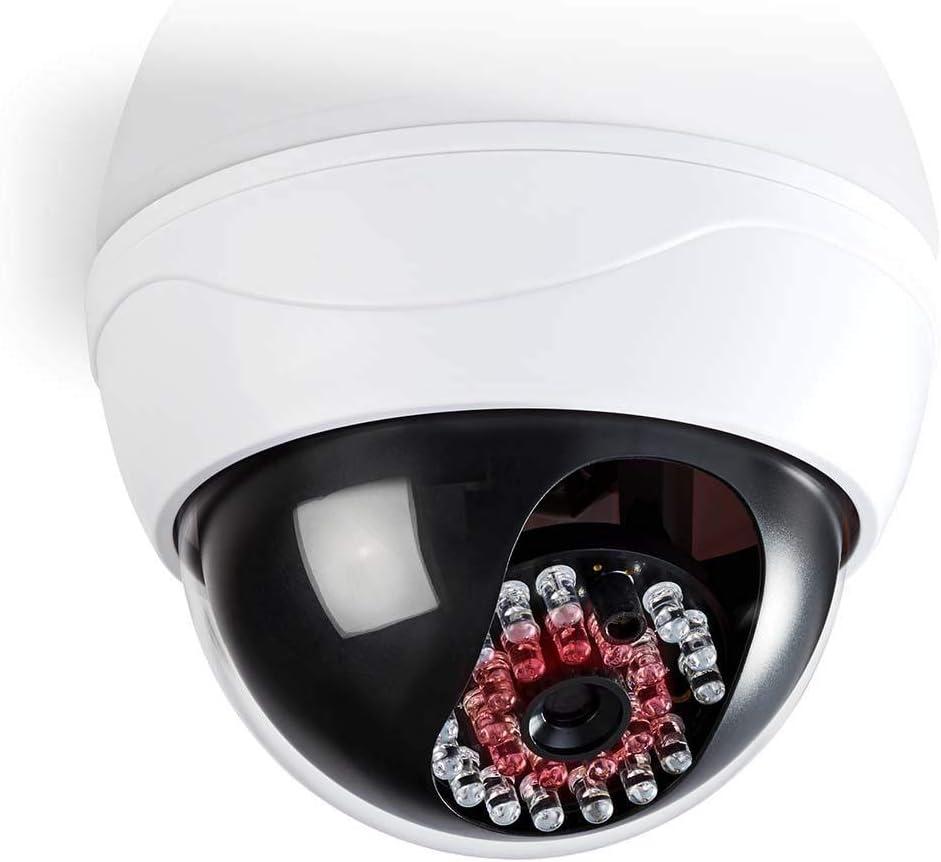 Dome IP44 NEDIS DUMCD20WT Dummy-/Überwachungskamera Wei/ß