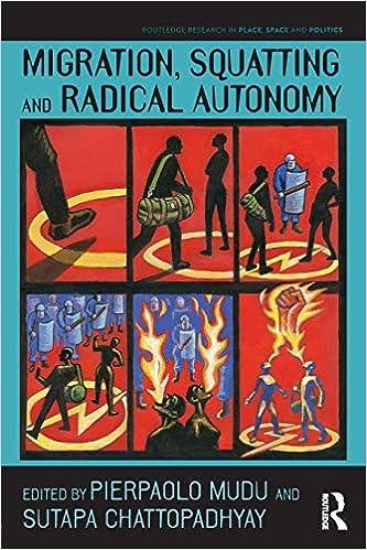 Resultado de imagem para Migration, Squatting and Radical Autonomy