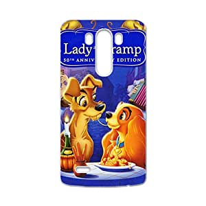 Lady and the tramp Cell Phone Case for LG G3