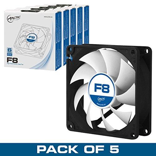 12v case fan 80mm - 6