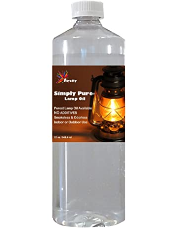 Lamp Oil Amazon Com