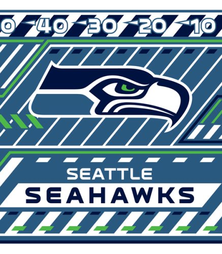 (Turner NFL Seattle Seahawks Stretch Book Covers (8190192))