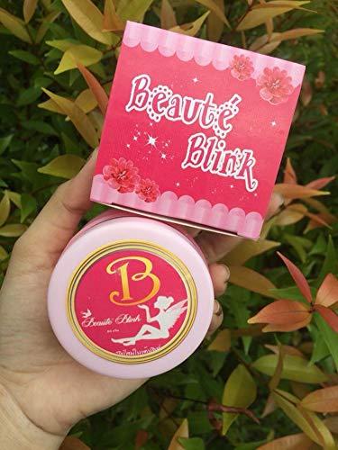 Ginseng Beaute' Blink body cream whitening with sun protection SPF50 Instant white 100 gram