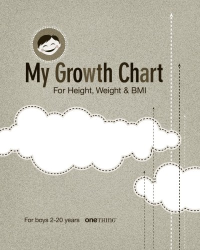My Growth Chart Boys 2 20 Years For Height Weight Bmi Tim
