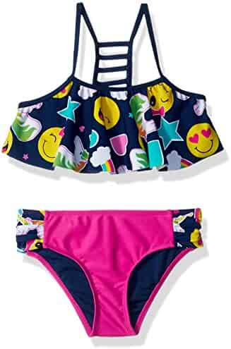 Limited Too Girls' Emoji 2pc