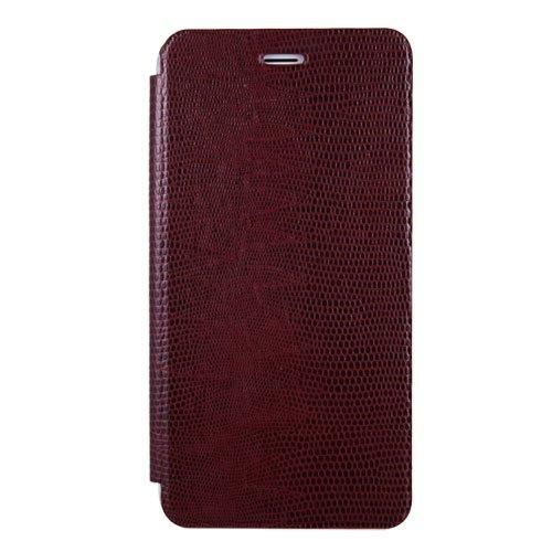 iPhone 6 Plus Flip Case Brown