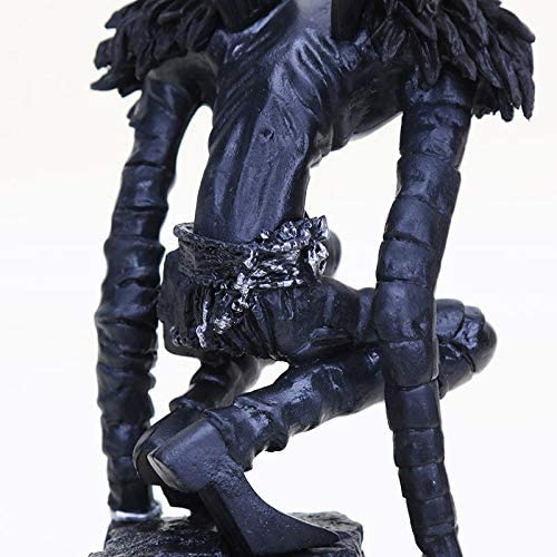 YAGAMI LIGHT DEATH NOTE SHINIGAMI  ACTION FIGURE STATUE TOY PVC 26CM 10,2 INC