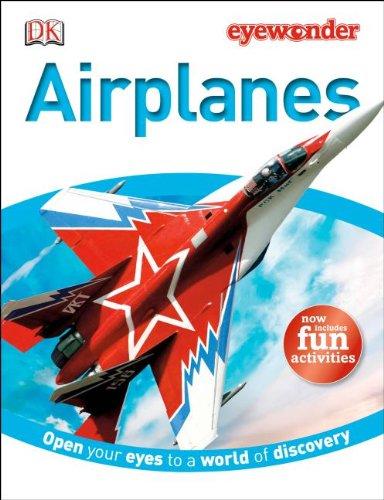 Eye Wonder: Airplanes (4 Picture Airplanes)