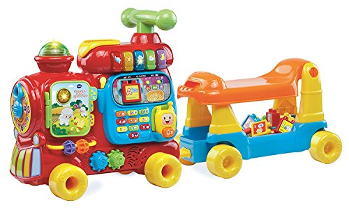 VTech Sit-to-Stand Ultimate Alphabet Train (Special Edition : Sit-to-Stand Ultimate Alphabet Train)