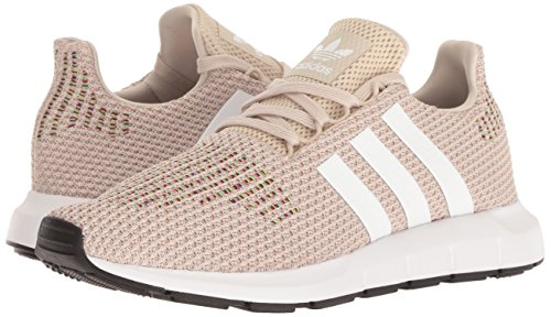 Women's 5 core M 6 white clear Running Swift US black brown Shoes W Originals adidas pnxqwa5Zfp