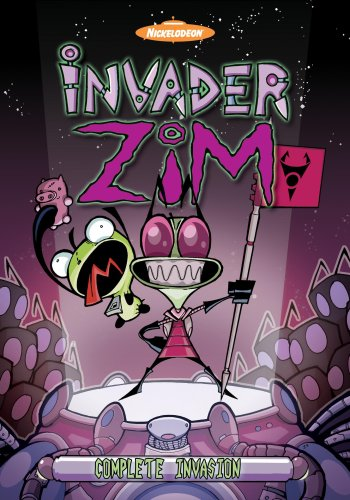 Invader ZIM - Complete Invasion by Anime Works
