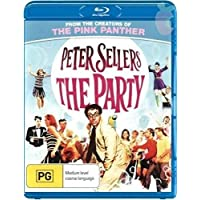 THE PARTY SPECIAL EDITION BLU RAY