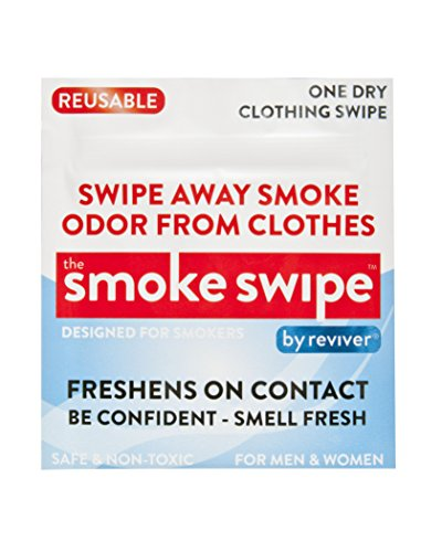 6-PACK: The Smoke Swipe by Reviver (AS SEEN ON SHARK TANK!)