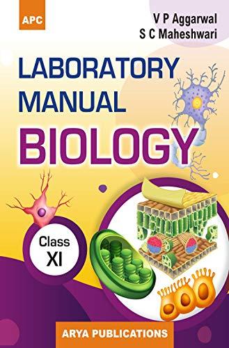 class 11 biology lab book