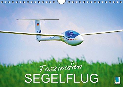Faszination Segelflug (Wandkalender 2015 DIN A4 quer): Segelfliegen: Gleiten im Aufwind (Monatskalender, 14 Seiten) (CALVENDO Mobilitaet)