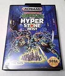 Teenage Mutant Ninja Turtles: The Hyperstone ... - Amazon.com