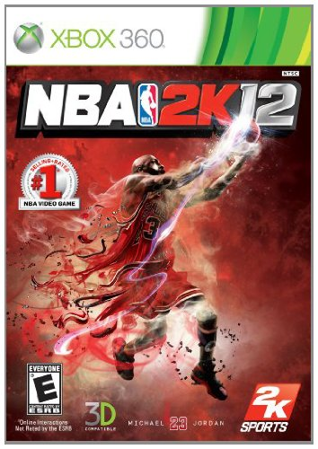 Great Features Of NBA 2K12 (Covers May Vary)