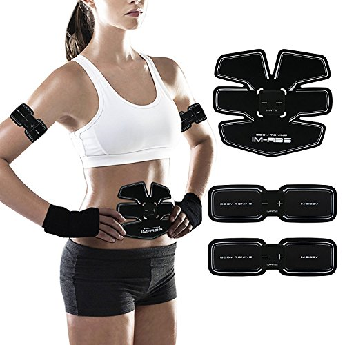 Abdominal Muscle Toner Abs Training Gear Body Fit Toning ...