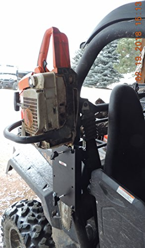 John Deere Gator Roll Bar Chainsaw Mount RCM-3012 by Hornet Outdoors (Image #1)