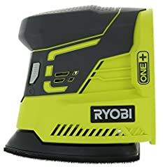 Sanders are an essential tool for any DIY person, carpenter, or craftsperson. However, most sanders can not effectively get in tight spaces like corners. This Ryobi Sander is perfect for this situation. It is part of the One+ family which mea...