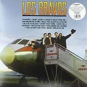 Los Bravos (Vinilo)