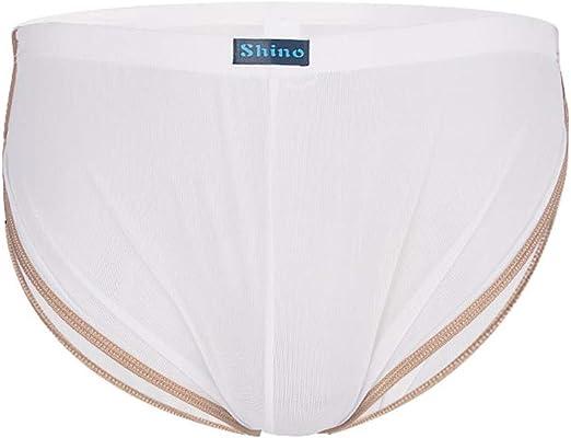 Hunpta@ Slip para Hombre de algodón Premium Ultra Suave y cómodo ...