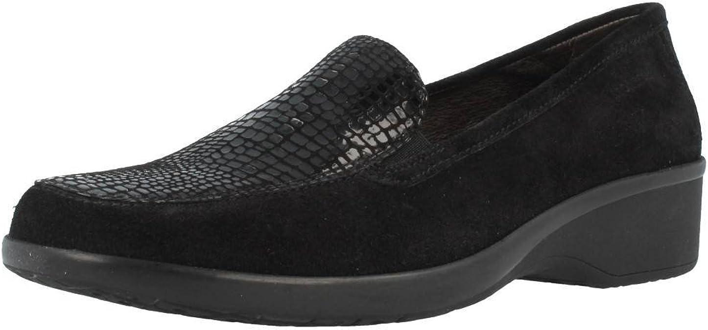 Mocasines para Mujer, Color Negro, Marca STONEFLY, Modelo Mocasines para Mujer STONEFLY Paseo II 1 Negro: Amazon.es: Zapatos y complementos