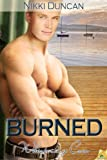 Burned (Whispering Cove) by Nikki Duncan front cover