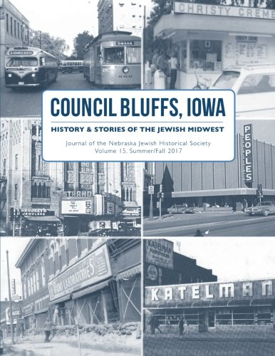 (Council Bluffs, Iowa: History & Stories of the Jewish)