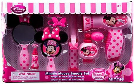 Minnie Mouse Beauty Set Real Hair Dryer Sound Buy