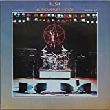 Rush - All The World's A Stage - Mercury - 6643 040