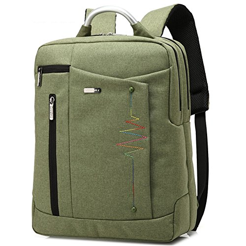 BRINCH New Style Polyester 15.6 Inch Laptop Backpack with...