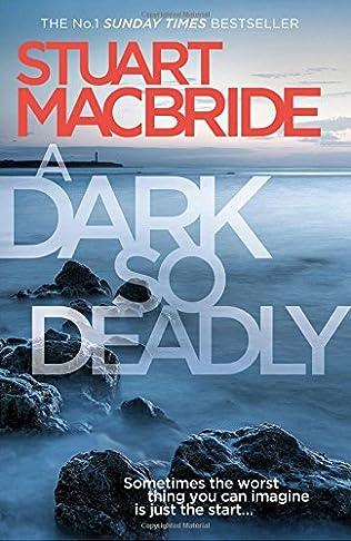 book cover of A Dark So Deadly