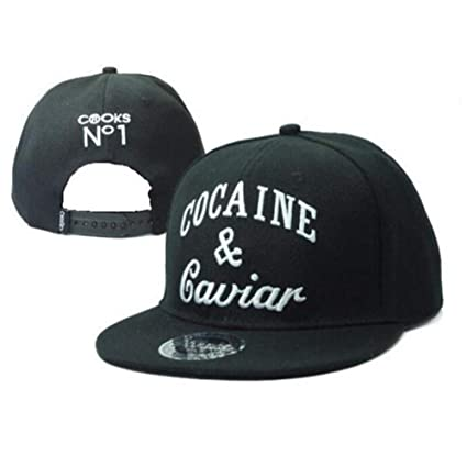 TTXSKX Gorra De Béisbol Cocaines Y Caviar Mujeres Hombres Gorras ...