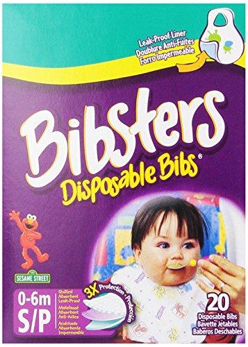 Sesame Street Infant Disposable Count