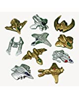 Toy Space Cruisers (12 Pack)