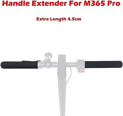 Compatible con XIAOMI M365 Pro Extensor de Manillar Barra de ...