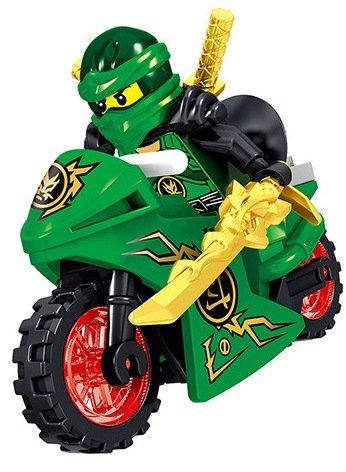 Mini Ninja Bike - 1