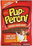 Cheap Pup-Peroni Del Monte Foods #3000008110 5.6OZ Bacon Dog Treat