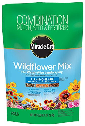 Miracle-Gro 3001710 Wildflower Plant Mix for Water-Wise ()