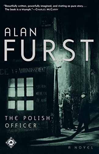 The Polish Officer: A Novel (Night Soldiers Book 3) cover
