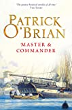Master and Commander by Patrick O'Brian front cover