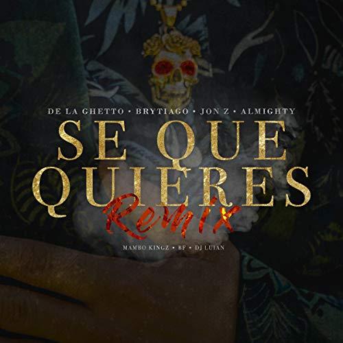 Sé Que Quieres (feat. Brytiago.