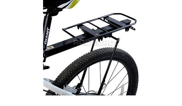 Parrilla trasera de transporte Carrier RockBros bicicleta sillín ...