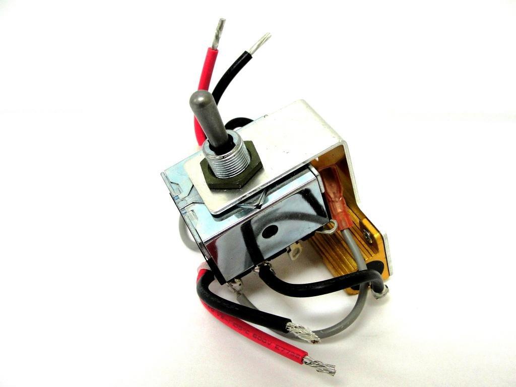 9860 KBMD F-B-R (Forward-Brake-Reverse) Switch KB Electronics