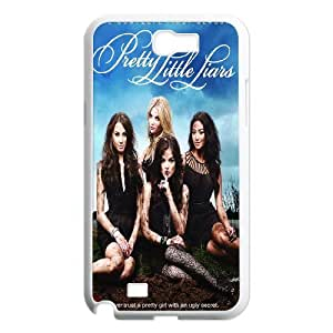 TV Shows Pretty Little Liars Hard Plastic phone Case Cover For Samsung Galaxy Note 2 Case JWH9139725