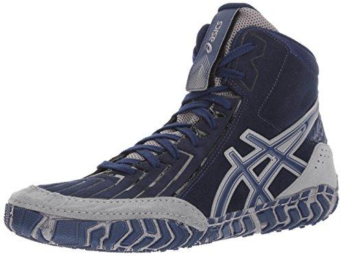 Blue Asics 3 Chaussures Aluminum Aggressor® Indigo Unisexe Indigo Blue Adulte UO78UFwq